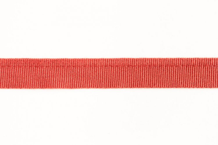 Grosgrain Lip Cord Red