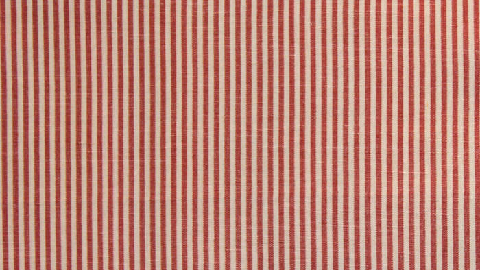 Pinstripe Red