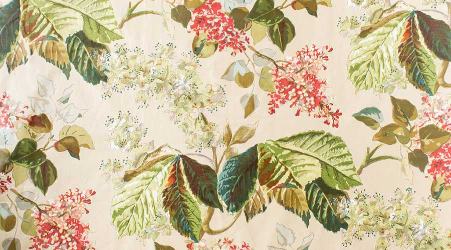 Chestnuts & Lilacs Antique Ivory
