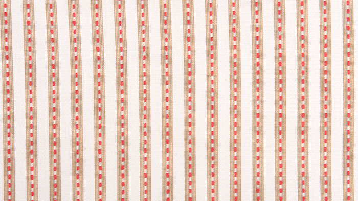 DeDe Stripe Red